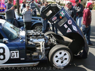 Our Annual Concours at Emperors Palace