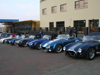 Cobra Run to Potch Car Show