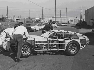 The History of the First Daytona Cobra