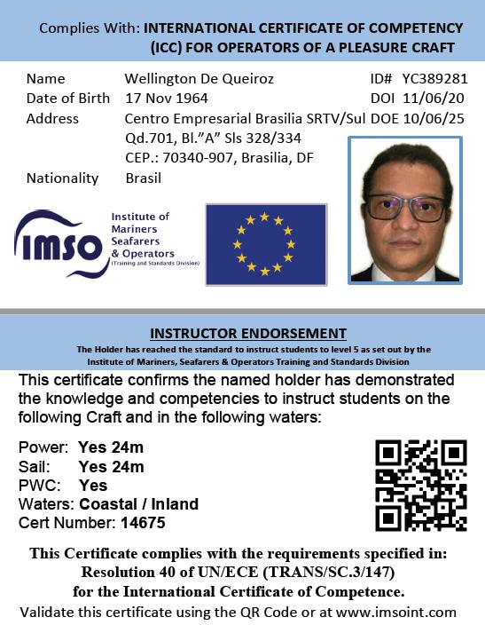 Wellington De Queiroz INSTRUCTOR CERT.pn