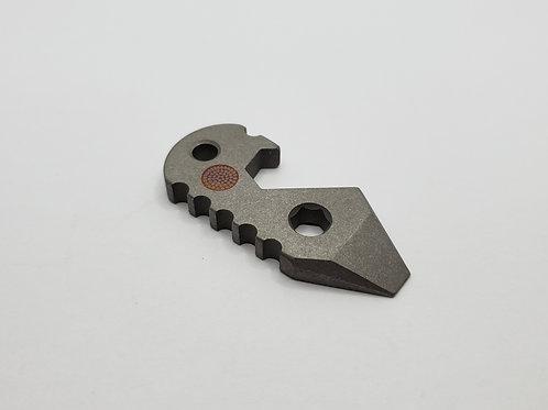 Bandicoot Dog Tag - Titanium - Superconductor