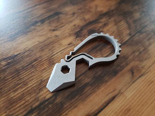 G5 Clip - Titanium - Stonewashed