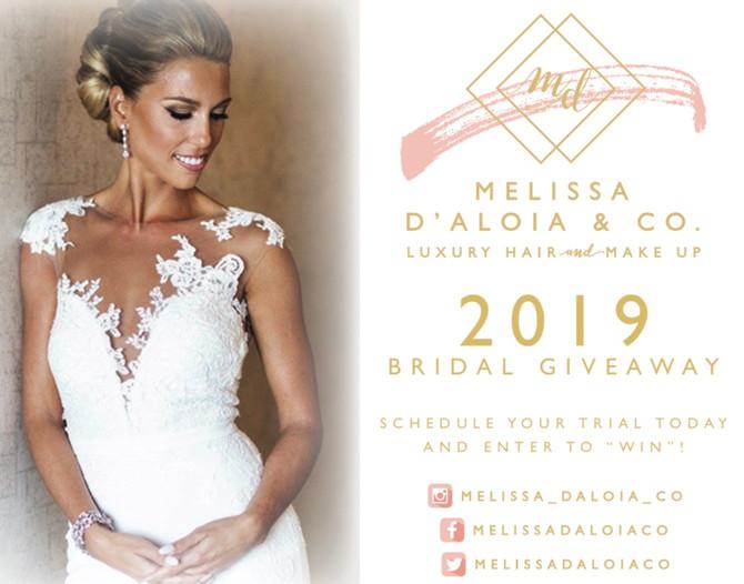 "2019 ""Bridal Giveaway"""