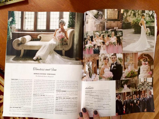 NJ Bride Magazine