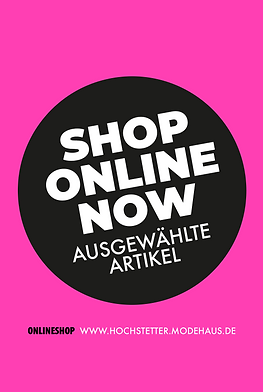 Onlineshop Modehaus Hochstetter