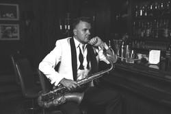 Pepe Schütz, Saxophon