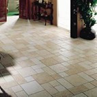 Del City Tile Floor Cleaning After