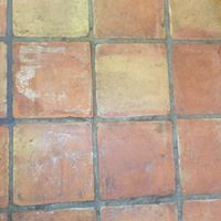 Saltillo Tile Cleaning Before