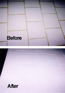Moore Floor Regrout