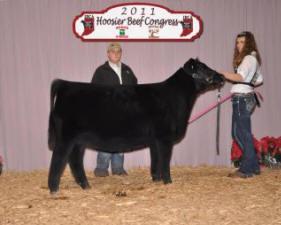 Carl- 2nd place 2011 Hoosier Beef Congre