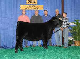 Drew Brown- 2014 NAILE, Lot 3_small 2nd