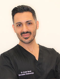 Aram Navai Specialist Endodontist London