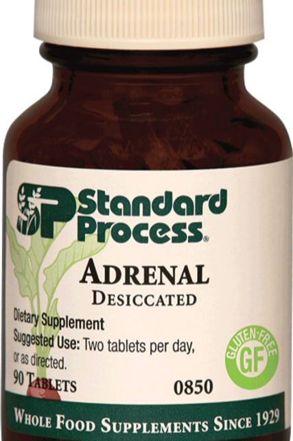 Adrenal Desiccated-Standard Process