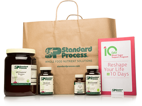 10-Day Blood Sugar Support Kit
