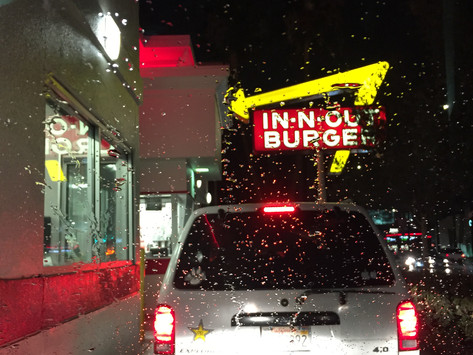 Day 6: In n Out