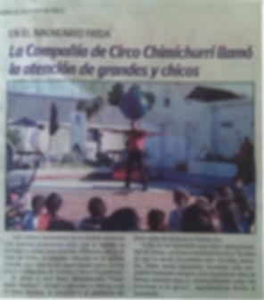 Patagonia 2009 Chimichuur Circo