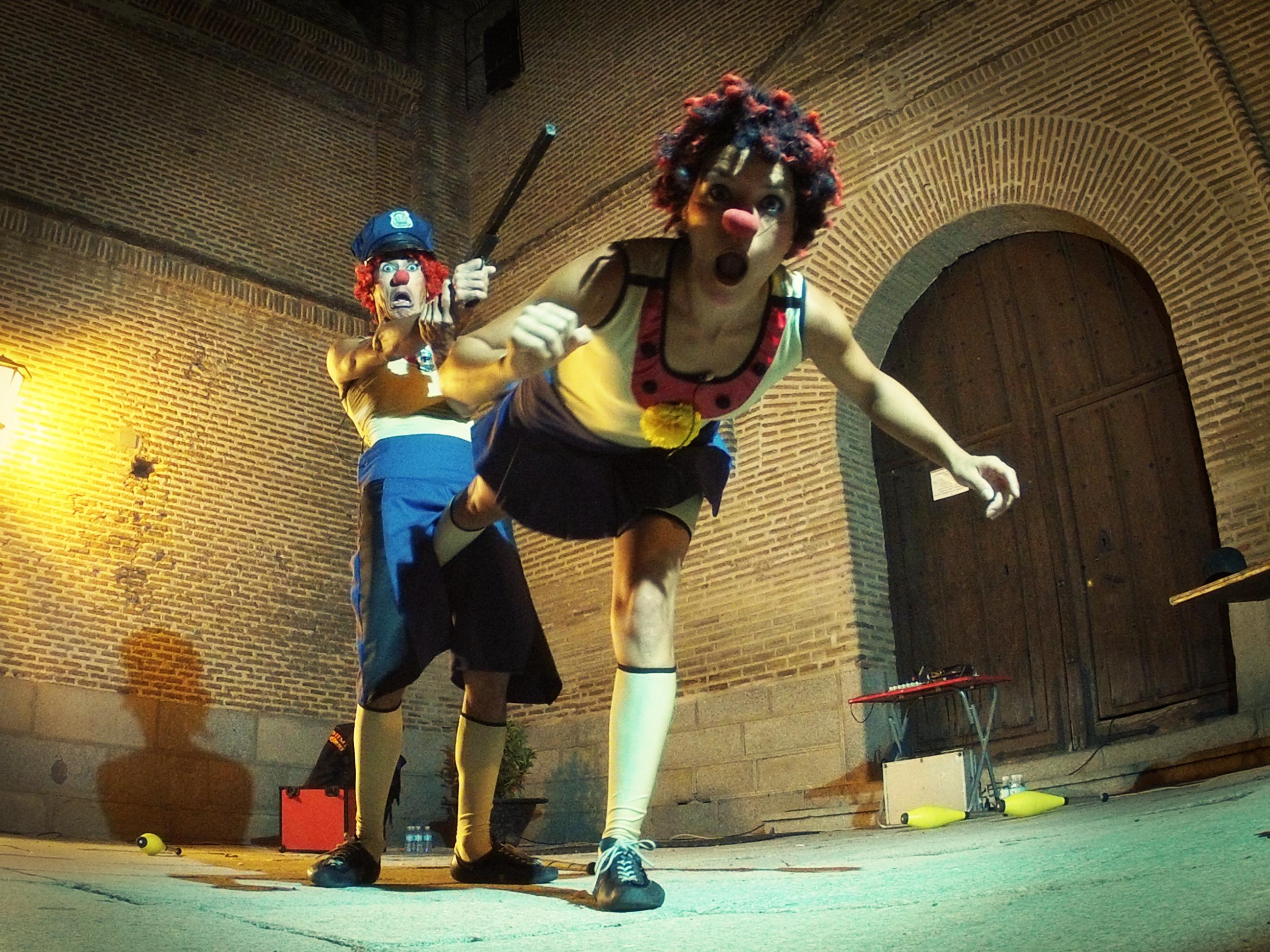 Circo Chicharrón en Avila