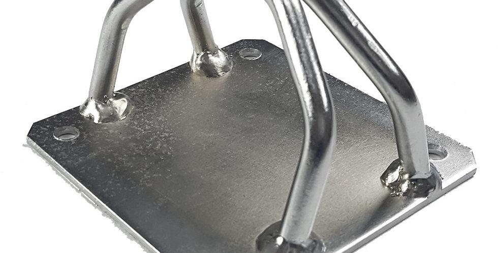Suporte Teto P/ Corda Escalada C/ Chumbador - SUT002 - Up'Lift
