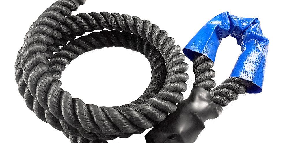 Corda P/ Escalada (3/4/5/6/7m) x 32mm - Nylon Torcido - CE - Up'Lift