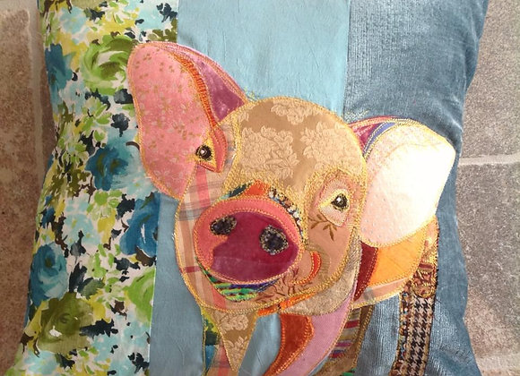 Made to order animal cushions