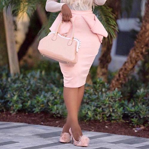 Plum PP Skirt