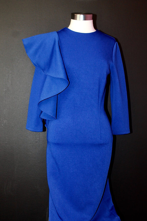 Blue Bond BB Dress