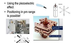Scanning Tunneling Microscope Prototype