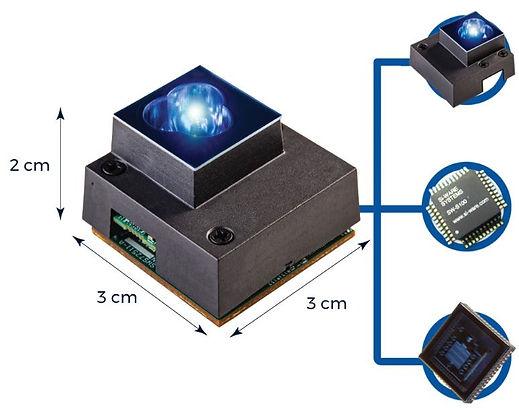 Near Infrared Spectrometer Sensor