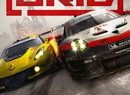 Hands-on with the return of Grid from Codemasters