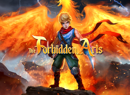 The Forbidden Arts Launches on Switch, Xbox One and Steam
