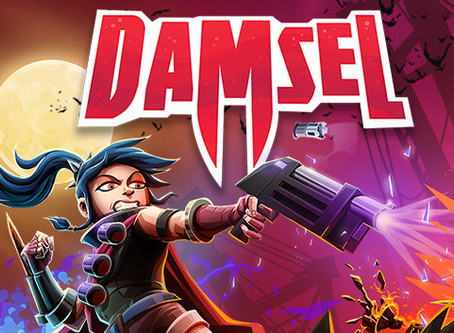 Damsel releases on Nintendo Switch and Xbox one