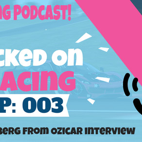 Locked on iRacing ep 3 - Ira Fehlberg from Ozicar interview