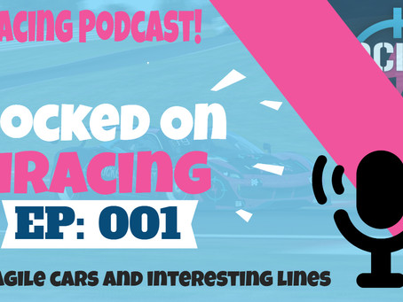 Locked on iRacing ep 1 - Fragile cars and interesting lines