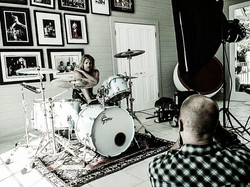 Foo Fighter Taylor Hawkins.