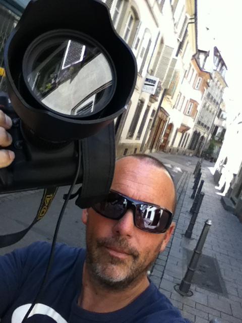 Zildjian shoot France.
