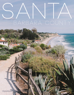 Sanata Barbara Magazine Cover