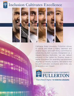 Fullerton Magazine Advertisment