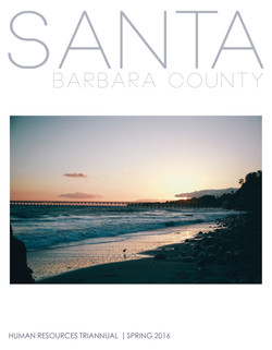 Santa Barbara Magazine Cover