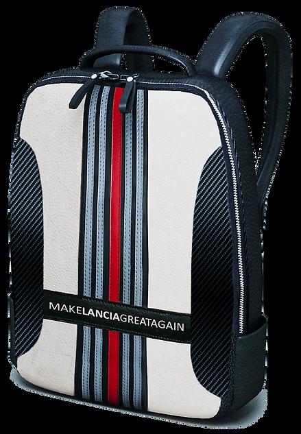 delta martini backpack rendering