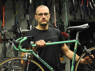 Is there still a place for steel road bikes in the age of carbon fibre ?