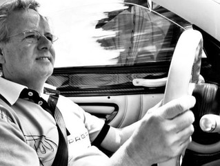 Interview: Luxury Car Designer Horacio Pagani