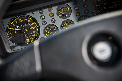Delta Integrale cockpit