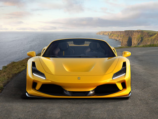 Ferrari Lowers the Roof and Raises the Bar With the New F8 Spider
