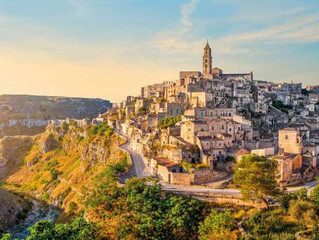 Matera, Italy: European Capital of Culture 2019