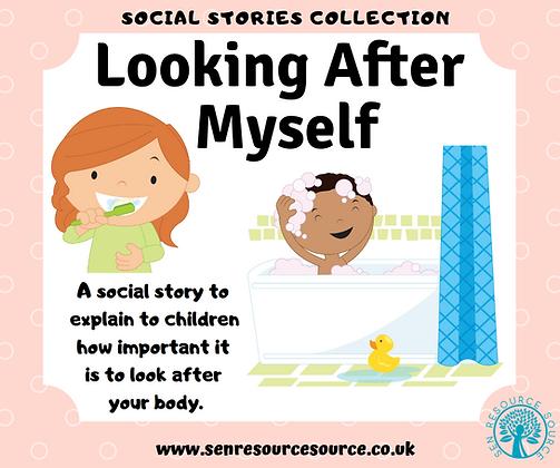 Personal Hygiene Social Story