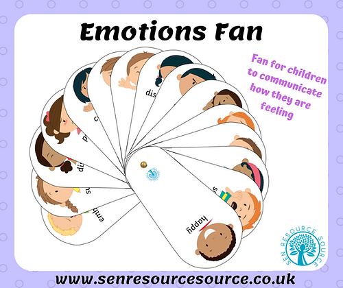 Emotions Fan