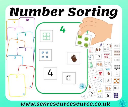 Number sorting