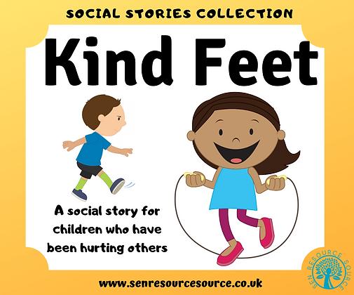 Kind Feet Social Story