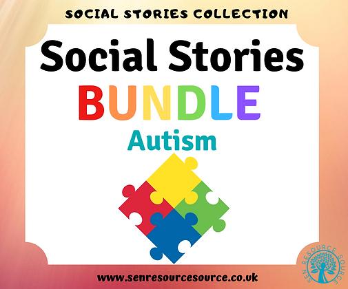 Autism Social Stories Bundle