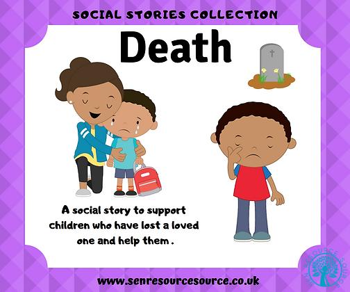 Death Social Story